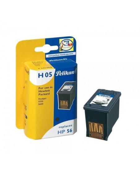 CARTUCHO HP C6656AE Nº 56 NEGRO MARCA PELIKAN
