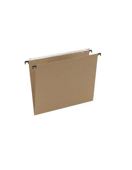 CARPETA COLGANTE CON VISOR SUPERIOR LARGO A4 290MM