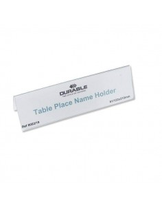 TABLAS DE TITULARES DE NOMBRES DE PLASTICO