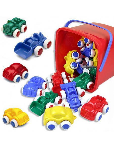 VEHICULO BLANDITO CHUBBIES ANDREU TOYS