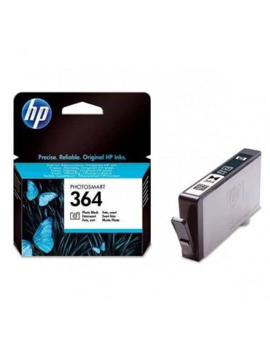HP 364 FOTO NEGRO PHOTOSART C6380 CB317EE ( SOLO PARA IMPRESORAS CON CINCO CARTUCHOS)