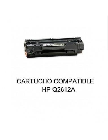 CART.HP Q2612A COMPATIBLE 1010 1012 COMP