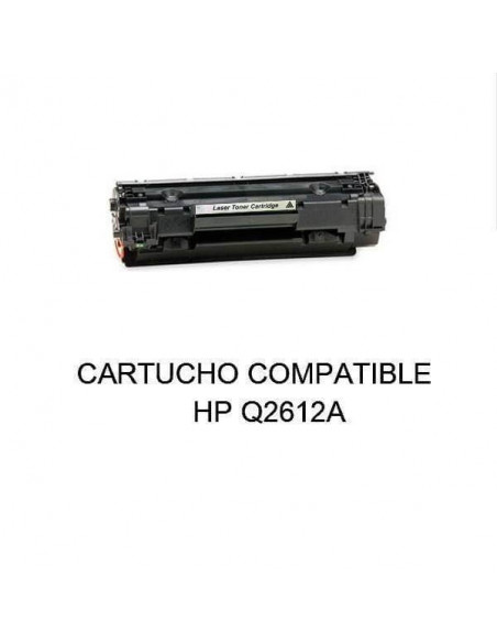 CART.HP Q2612A COMPATIBLE 1010 1012 COMP