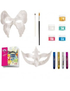 KIT DE DECORACION CON MANUALIDADES ART KIDS ALPINO