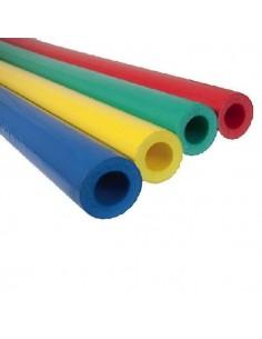 PROTECCION DE TUBO PARA GUARDERIAS EN PVC 240 X ø 5 CM