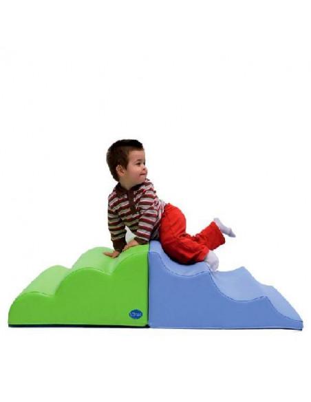 ACTIVIDADES INFANTILES PARA GUARDERIAS 130 X 60 X 30 CM