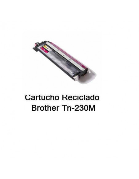 TONER RECICLADO BROTHER H3040 MAGENTA HQ TN230M