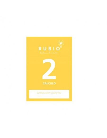 ESTIMULACION COGNITIVA CUADERNO PARA ADULTOS RUBIO NIVEL 2