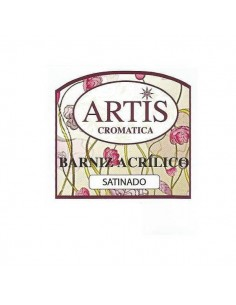 BARNIZ AL AGUA SATINADO 60 ML
