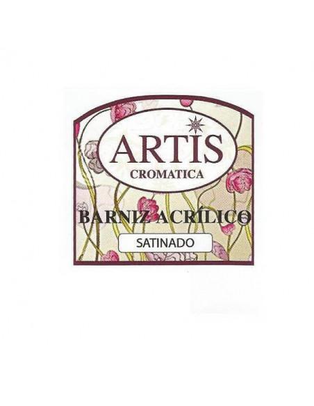 BOTE DE BARNIZ ACRÍLICO AL AGUA SATINADO 60 ML