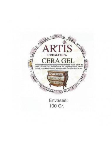 """CERA DE ABEJA """"ARTIS"""" ESPECIAL PARA MUEBLES 125 ML"""