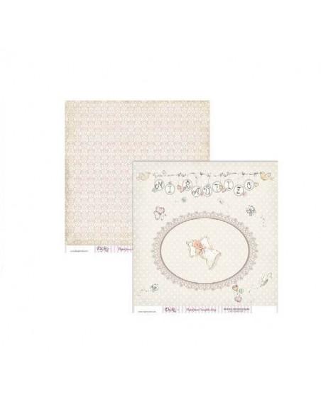 HOJA SCRAPBOOKING SCP-011 DE 30 X 30 CM