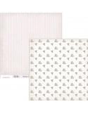 PAPEL PARA SCRAPBOOKING MODELO SCP-019 DE 30 X 30 CM