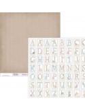 HOJA PARA MANUALIDADES Y SCRAPBOOKING SCP-038 DE 30 X 30 CM