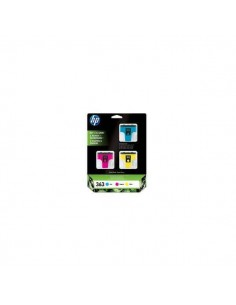 HP 363 PACK CIAN/MAGENTA/YELOW PHOTOSMART 3210/8250