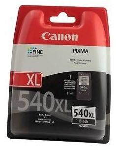 CARTUCHO CANON 540 XL NEGRO