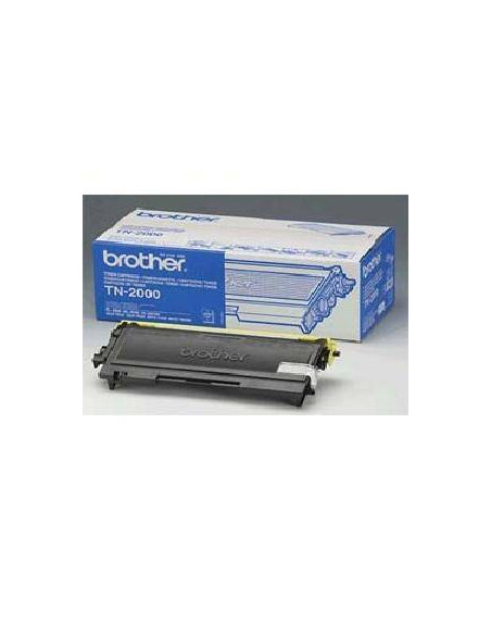 TONER RECICLADO HL2030 BROTHER PARA FAX 2820 TN2000