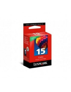 CARTUCHO LEXMARK 15 Z2320/X2650 COLOR