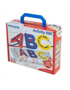 Plantillas de letras para coser Activity ABC