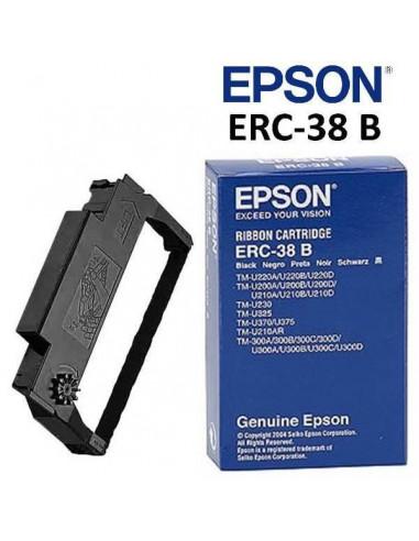EPSON CINTA ERC-38B TM-3000A/U200 NEGRO