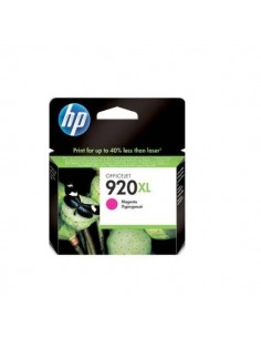 CARTUCHO HP 920 XL MAGENTA CD973AE