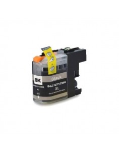 BROTHER LC121/123BK NEGRO V.3 COMPATIBLE