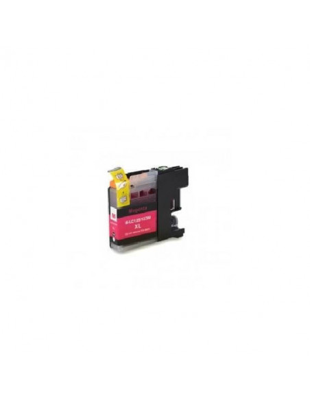BROTHER LC123M MAGENTA V.3 COMPATIBLE CARTUCHO