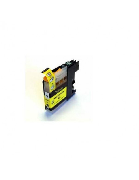 BROTHER LC123 AMARILLO V.3 COMPATIBLE CARTUCHO
