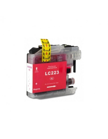 BROTHER LC223M MAGENTA COMPATIBLE CARTUCHO