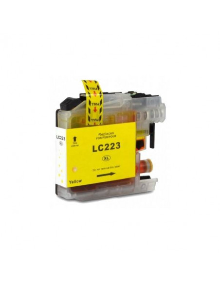 BROTHER LC223Y AMARILLO COMPATIBLE CARTUCHO