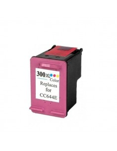 HP 300 XL COLOR REMANUFACTURADO CARTUCHO