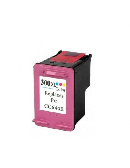 HP 300 XL COLOR REMANUFACTURADO CARTUCHO