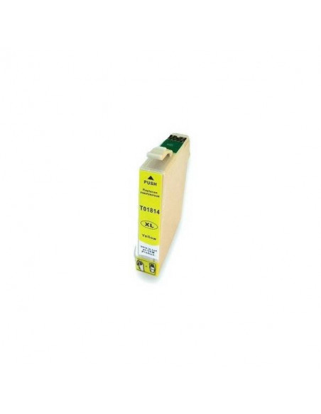 CARTUCHO T1814 AMARILLO COMPATIBLE