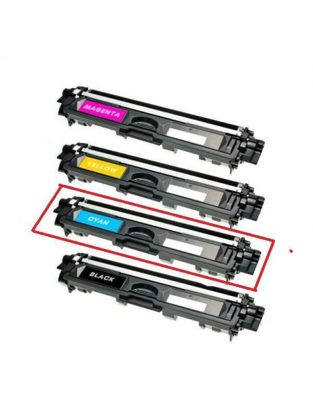BROTHER TN241/TN245 CIAN COMPATIBLE TONER
