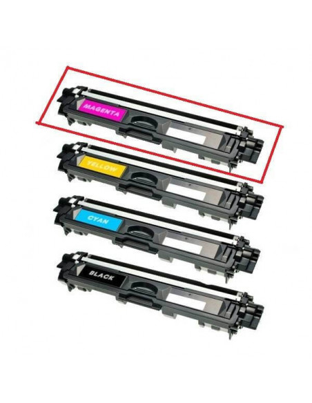 BROTHER TN241/TN245 MAGENTA COMPATIBLE TONER