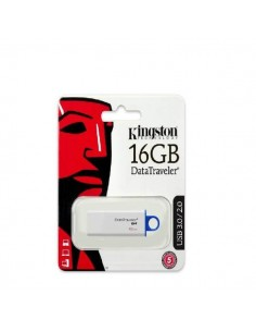 PEN DRIVE KINGSTON 16GB USB 3.0/2.0