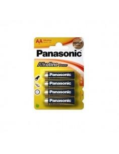 PILAS PANASONIC BLISTER 4 UND LR06 AA