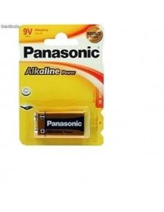 PILA PANASONIC 9V BLISTER 1 UND 6LR61