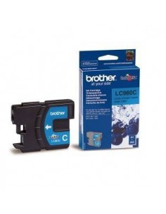 BROTHER LC980C CIAN