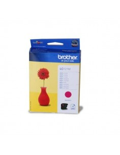BROTHER LC121 MAGENTA FAX