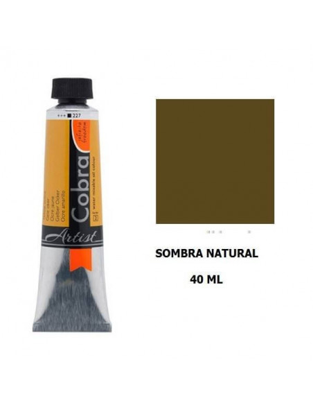 COBRA ART 40ML SOMBRA NATURAL