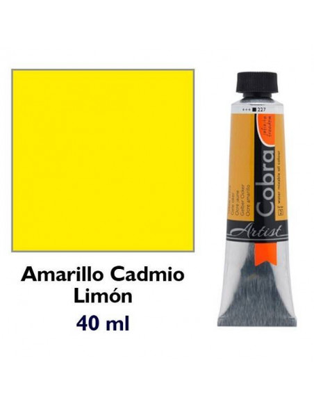 COBRA ART 40ML AMAR.CAD.LIMON