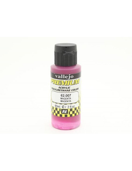 PREMIUM COLOR 60 ML PARA AERÓGRAFO MAGENTA