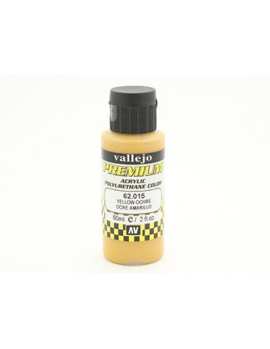 PREMIUM COLOR 60 ML PARA AERÓGRAFO OCRE AMARILLO