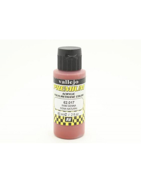 PREMIUM COLOR 60 ML PARA AERÓGRAFO SIENA NATURAL