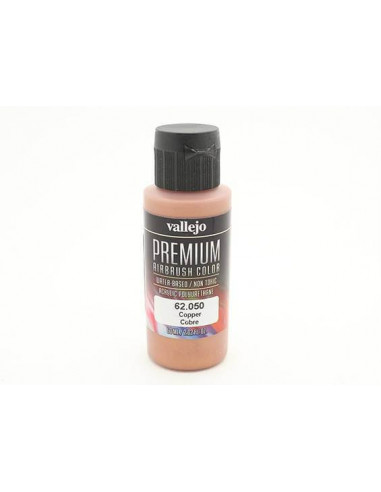 AERÓGRAFO COLOR COBRE 60ML