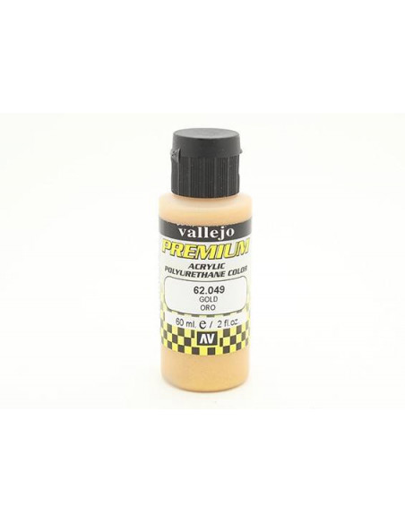 AERÓGRAFO COLOR ORO 60ML