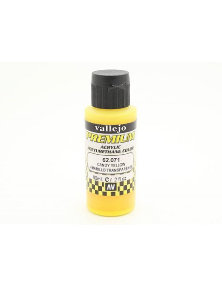 AERÓGRAFO COLOR AMARILLO CANDY 60ML