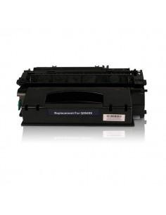 HP Q5949X/7553X COLOR NEGRO COMPATIBLE TONER