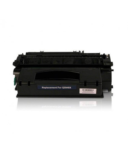 HP Q5949X/7553X COLOR NEGRO COMPATIBLE TONER